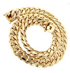 Hand Made Miami Cuban Link Bracelet